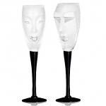 MASQ Tableware Electra/Kubik Champagne 42028