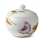 Flora Sugar bowl with lid – Morning Glory, 350 ml 1017540 ЗАХАРНИЦА