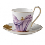 Flora High handle cup and saucer – Morning Glory, 270 ml 1017538 ЧАША ЗА ЧАЙ