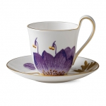 Flora High handle cup and saucer – Pansy, 270 ml 1017555 ЧАША ЗА ЧАЙ