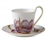 Flora High handle cup and saucer- Iris, 270 ml 1017552 ЧАША ЗА ЧАЙ