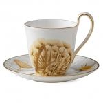 Flora High handle cup and saucer – Dandelion, 270 ml 1017560 ЧАША ЗА ЧАЙ