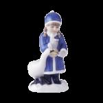 Royal Copenhagen Collectibles Annual figurine КОЛЕДНА СТАТУЕТКА